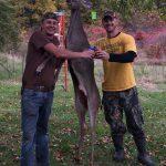 Celebrating Dave's Deer