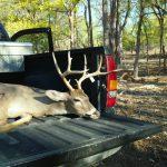 Matt's Biggest Buck. Texas 2011.