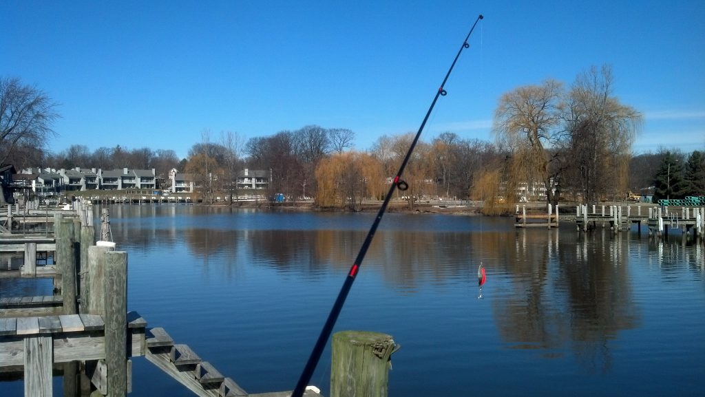 The Black River - South Haven, MI