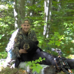 Tom's Wisconsin Bear
