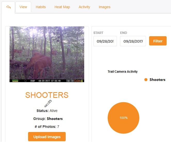 Hunt Perfect's trail cam software is a must for every hunter.