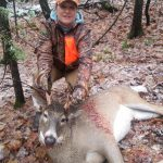 Aunt Julie's biggest buck.