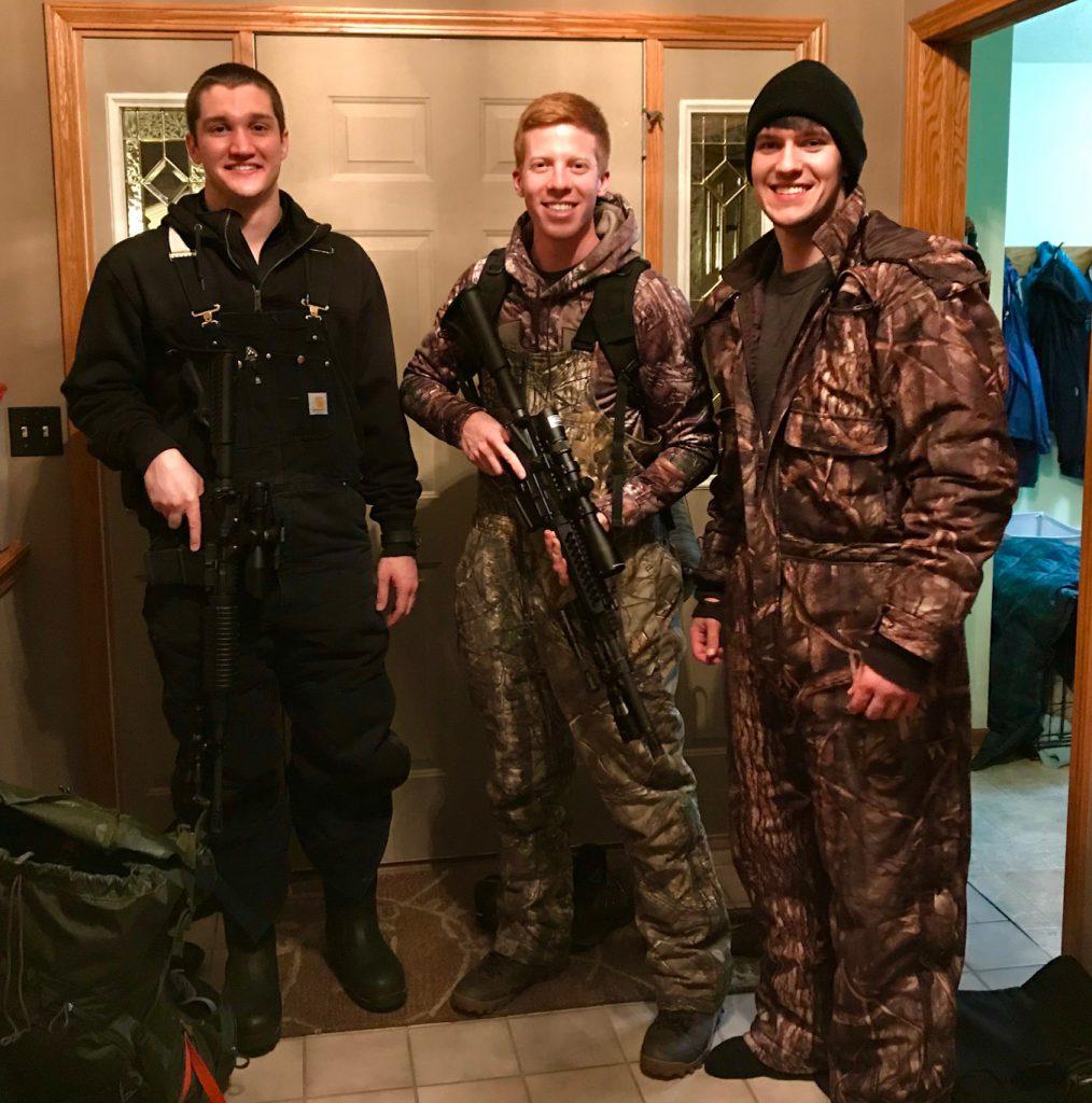 The Team. 2018 Great Lakes Regional Predator Challenge.