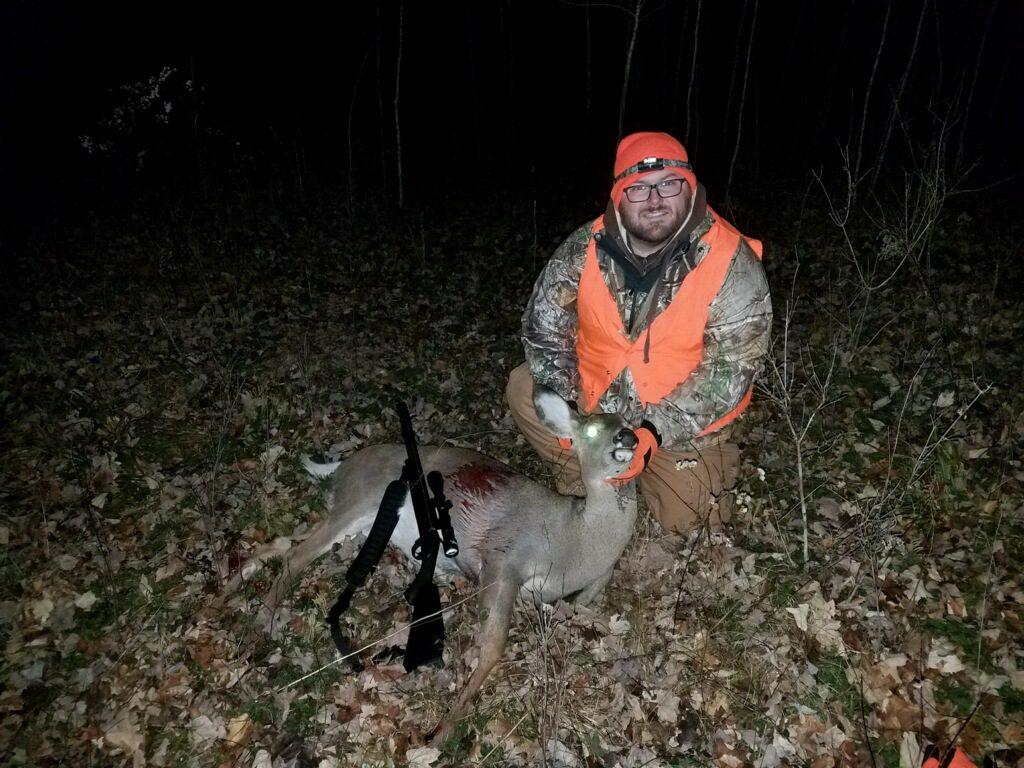 Bart's First Deer!!